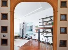 как оформить дверной проем