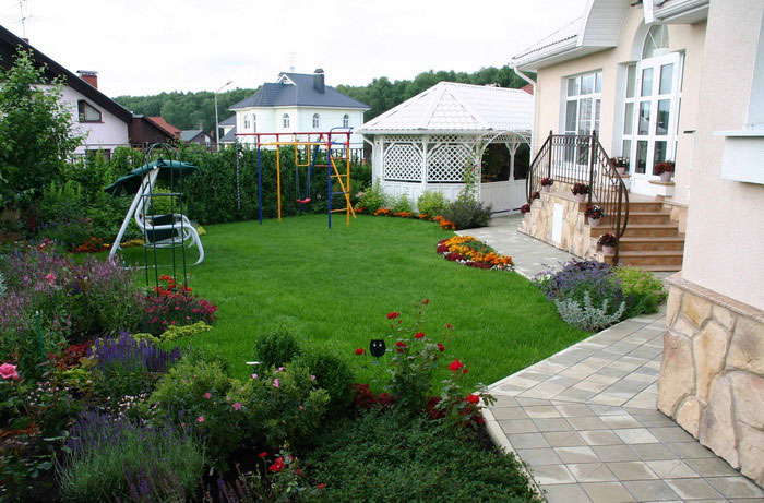 дом и двор