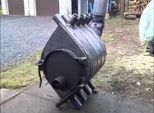 печка булерьян своими руками