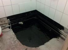 как сделать ремонт туалета