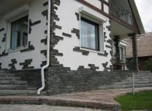 как выбрать материал для отделки фасада