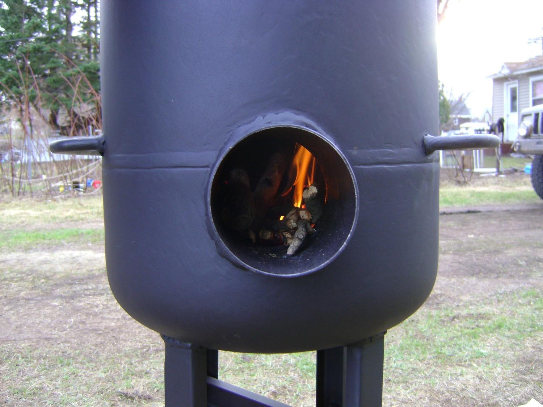 Печка буржуйка своими руками – как правильно сделать